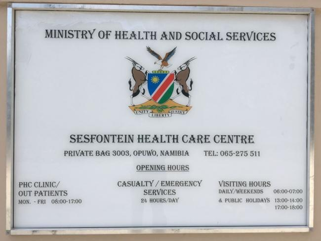 Sesfontein Health Care Centre